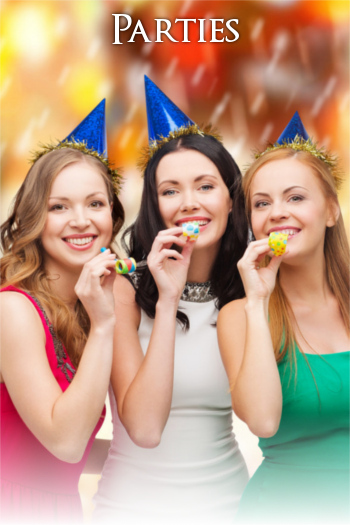 Party and birthday party photo booth rental in Greater Vancouver.