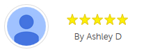 Customer review from the YellowPages by Ashley D.