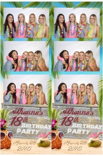 Shanna's Birthday Party